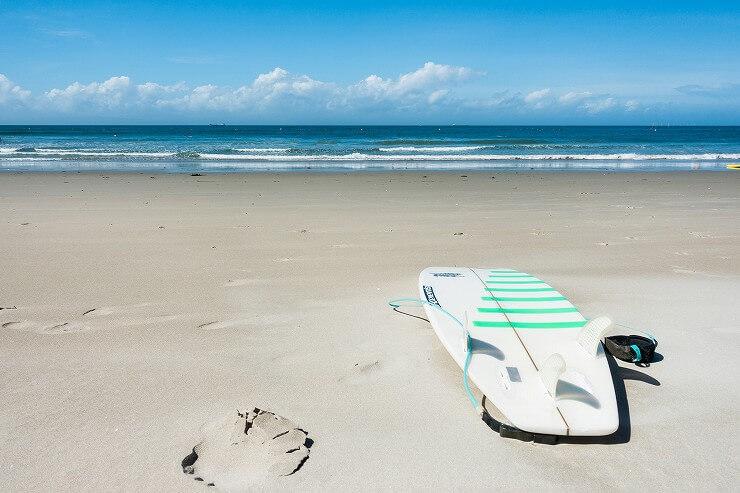 サーフィンワックスの選び方