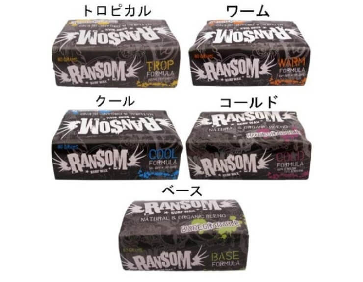 RANSOM(ランソン) WAX