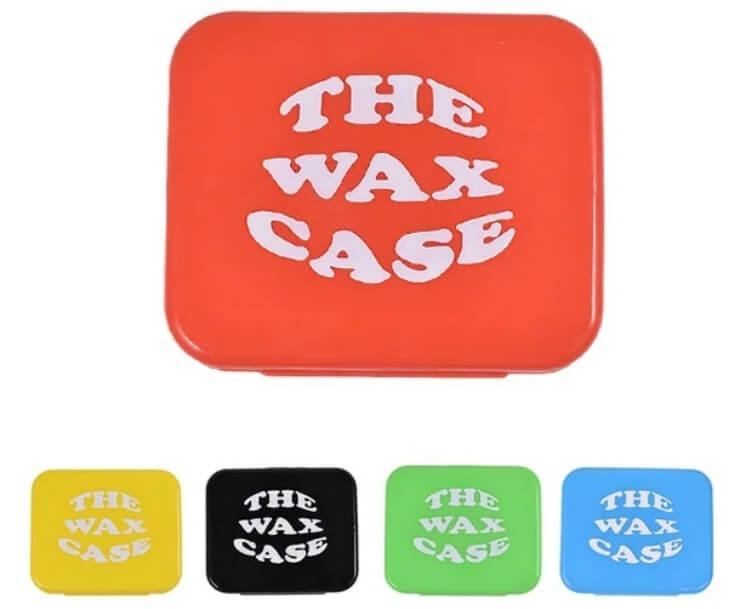 マニューバーライン(Maneuverline) サーフアクセサリー ワックスケース WAXコーム付き THE-WAX-CASE