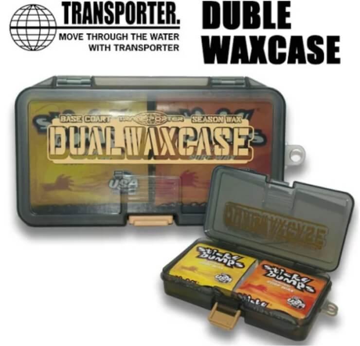 トランスポーター デュアル ワックスケース TRANSPORTER DUAL WAX CASE SMOKE